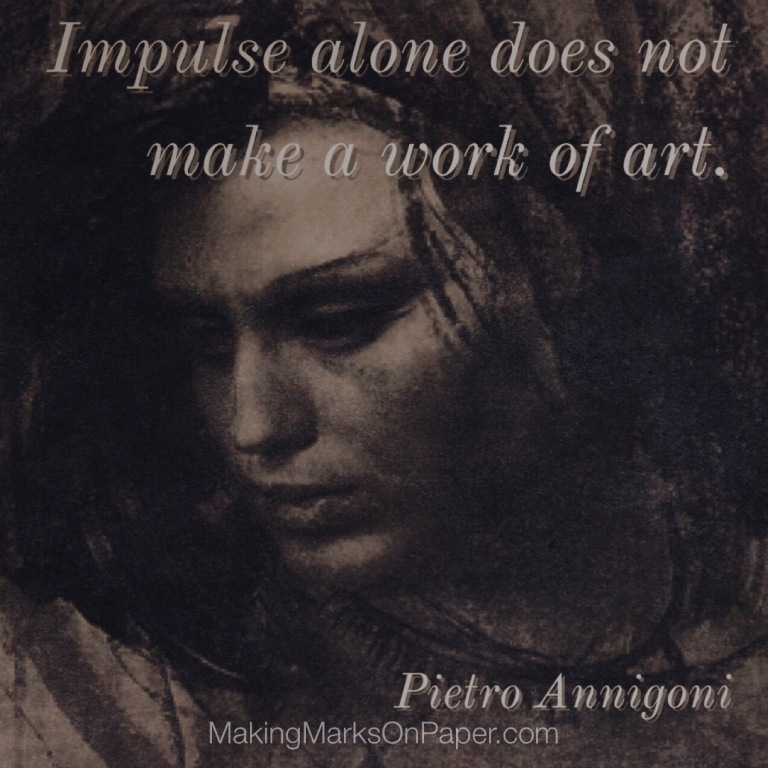 Art And Impulse Pietro Annigoni