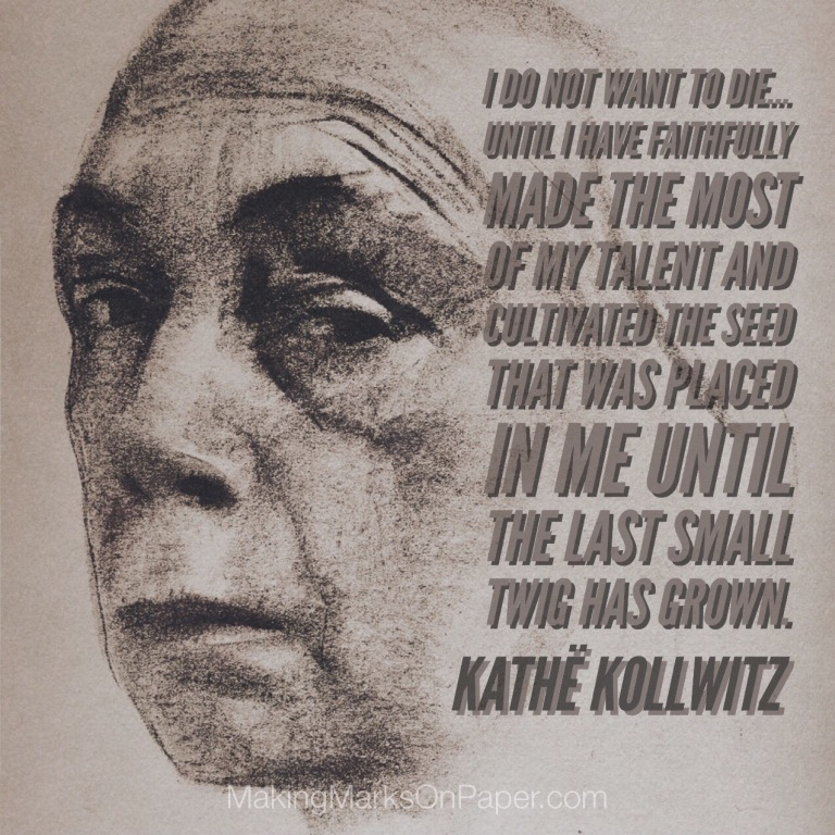 Kathë Kollwitz
